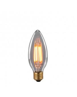 ŻARÓWKA RETRO LED E27 6W H: 9 CM